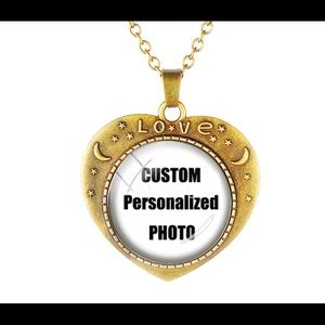 Personalized Custom Necklace For Baby Son Daugter
